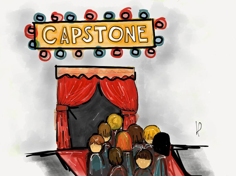 capstone project meaning