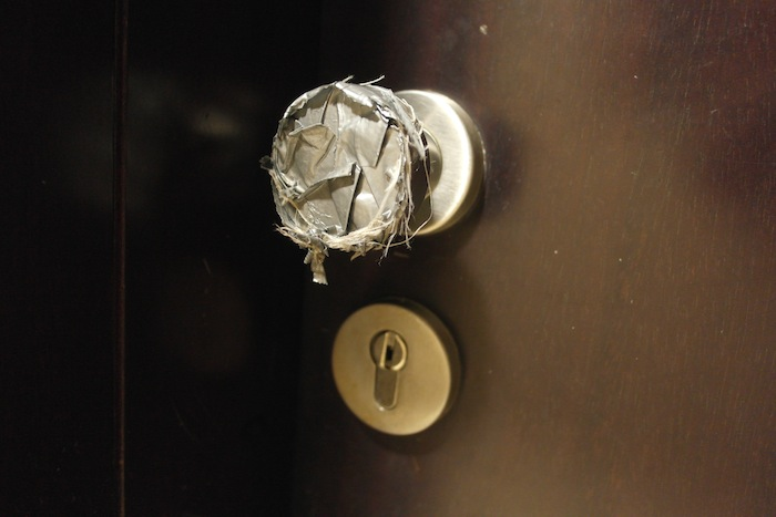 Creative Solutions for Handling Sama Tower Doorknobs | The Gazelle