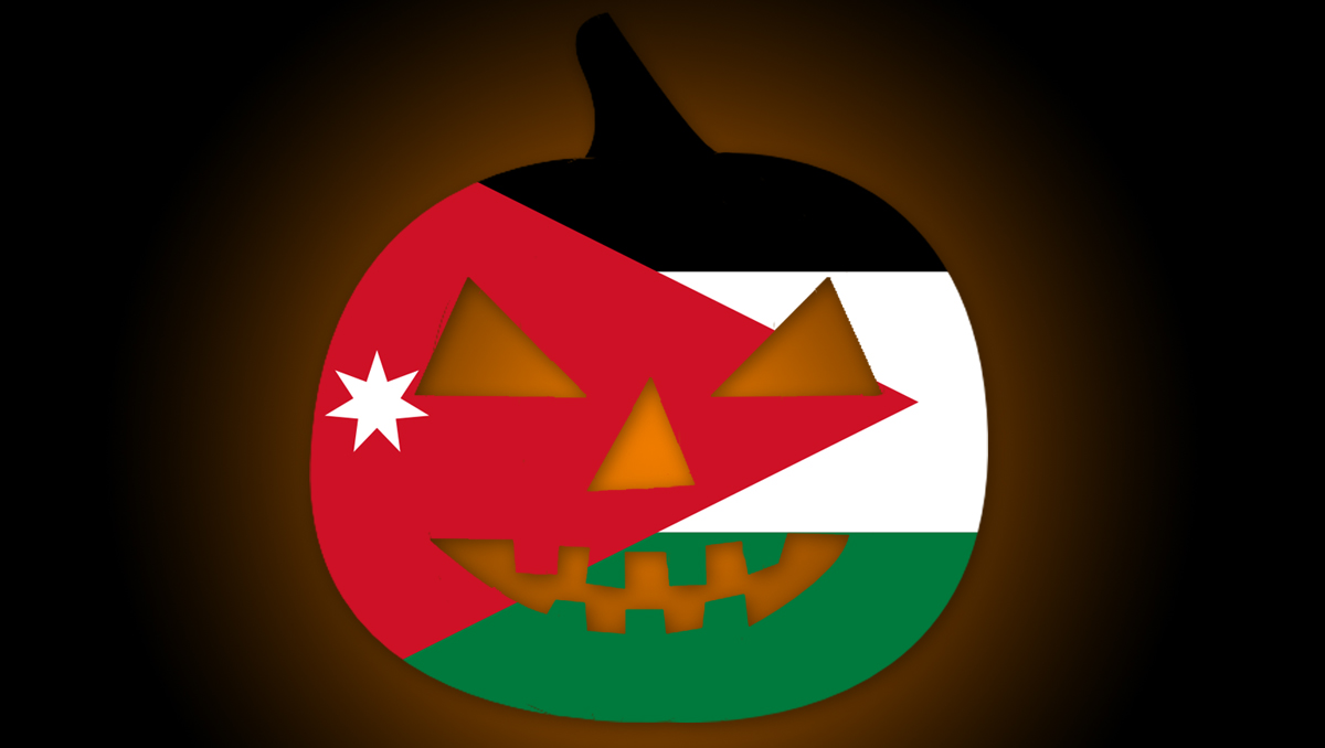 jordan issues ban on halloween for fear of riots | the gazelle